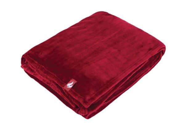 Heat Holders Red Luxury Thermal Blanket
