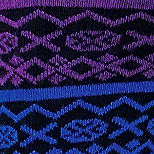 Fairisle Blue / Purple