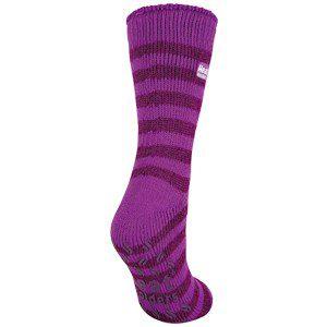 Violet / Deep Fuchsia Stripe