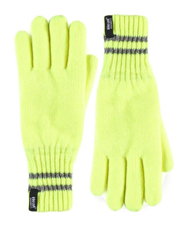 Hi Vis Gloves Yellow