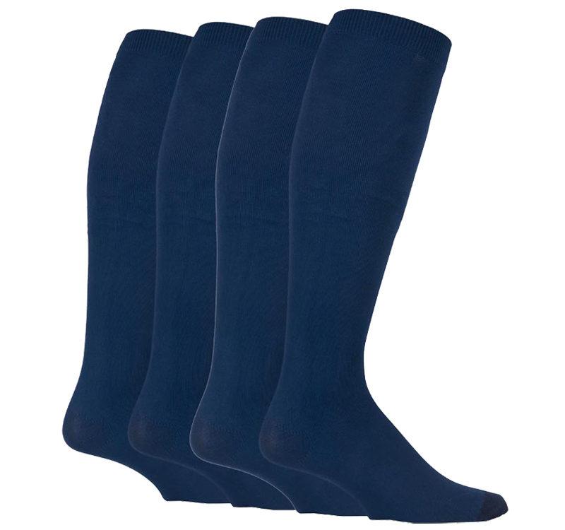 Mens Graduated Compression Socks by IOMI - 2 Pairs 80 Denier