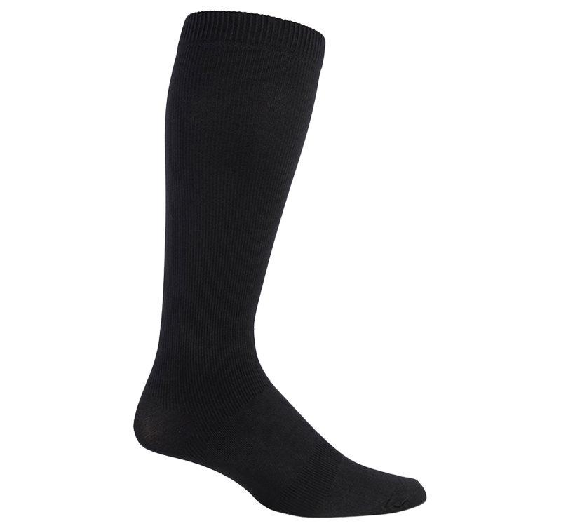 IOMI - Mens 18 mmHg Graduated Compression Travel Flight Socks for DVT