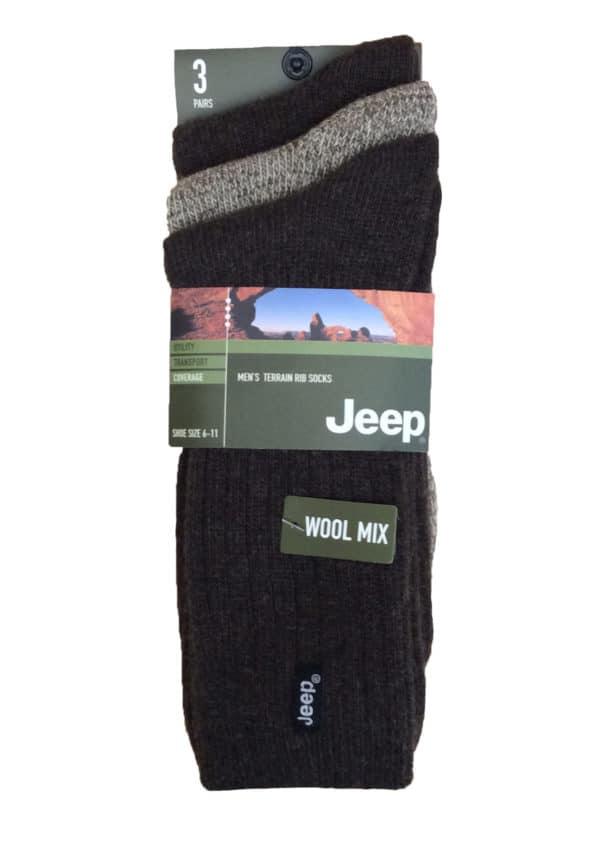 Jeep Wool brown packshot