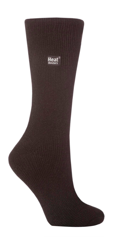 Ladies Heat Holders Extra Warm Black Original Thermal Socks
