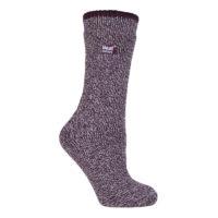 Ladies Heat Holders Thick Merino Wool Socks
