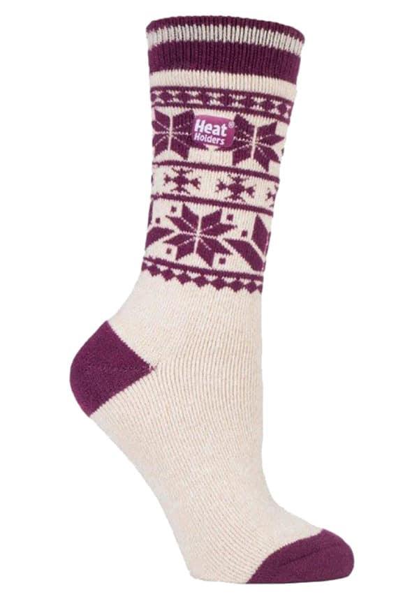 4fd3bf505fbf4 Heat Holders Lite – Ladies Thin Lightweight Casual Winter Warm Thermal Socks