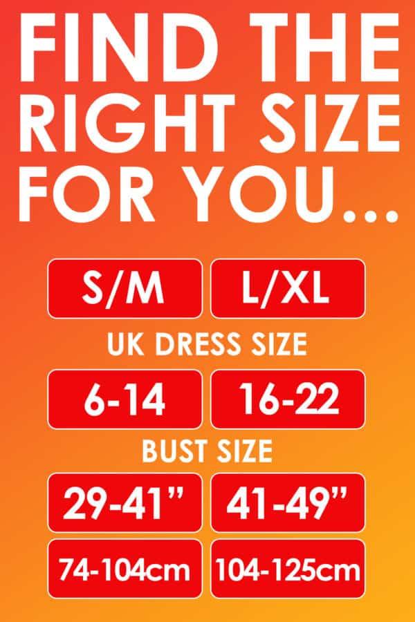 Ladies Thermal underwear info panel 3