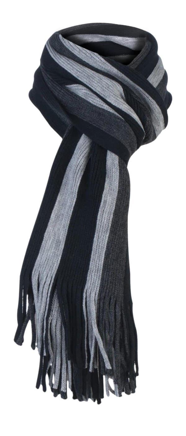 NEW Black & Grey Scalf 1