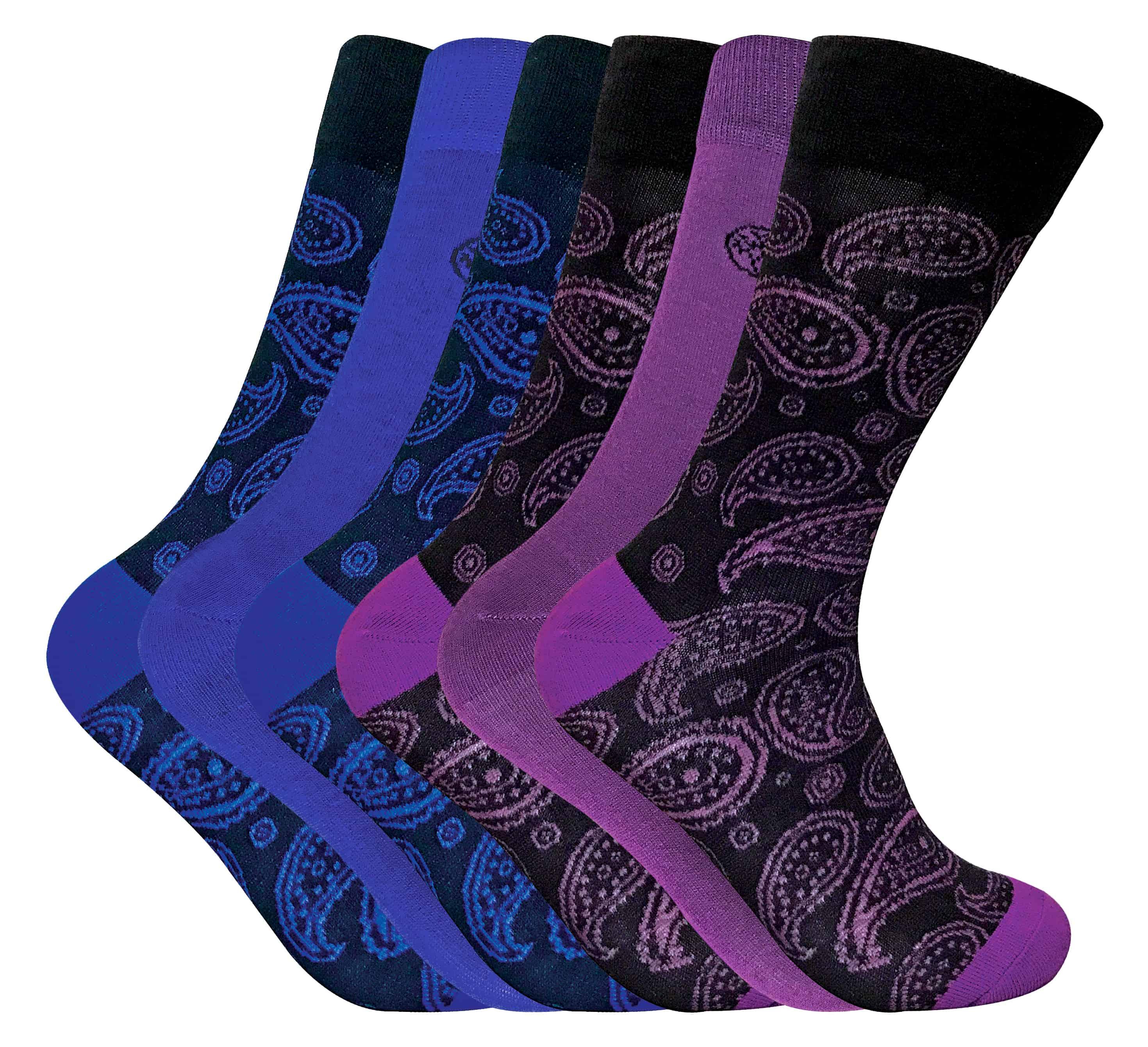 Paisley Blue & Purple MAIN