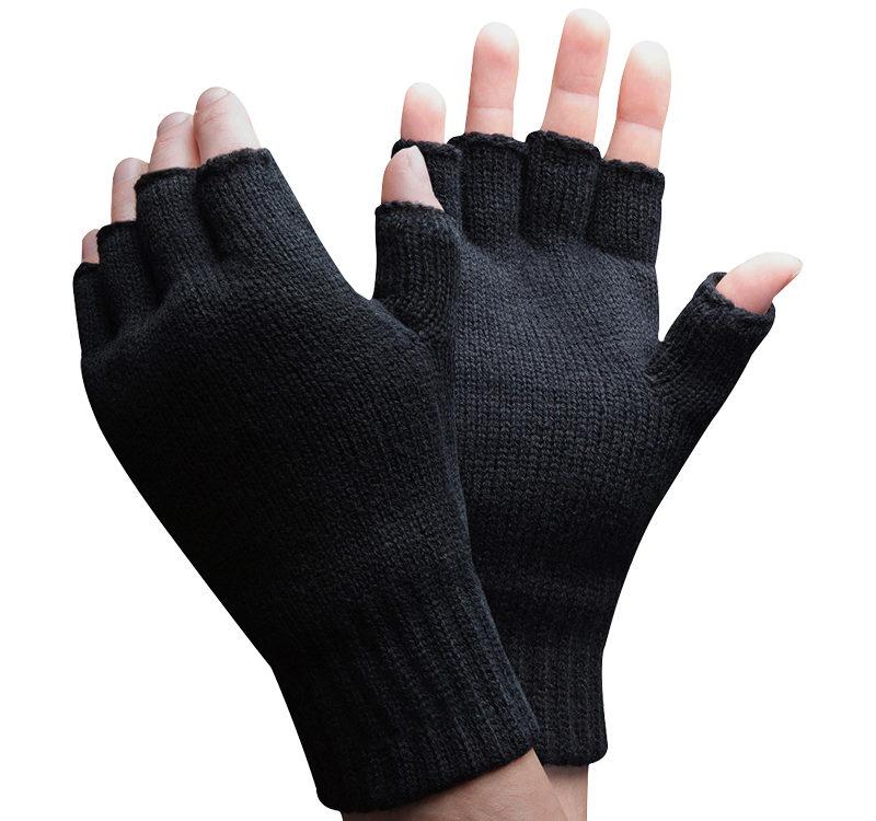 Thinsulate - Mens Fingerless Gloves 3M 40g