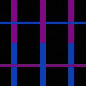 Squares Blue / Purple