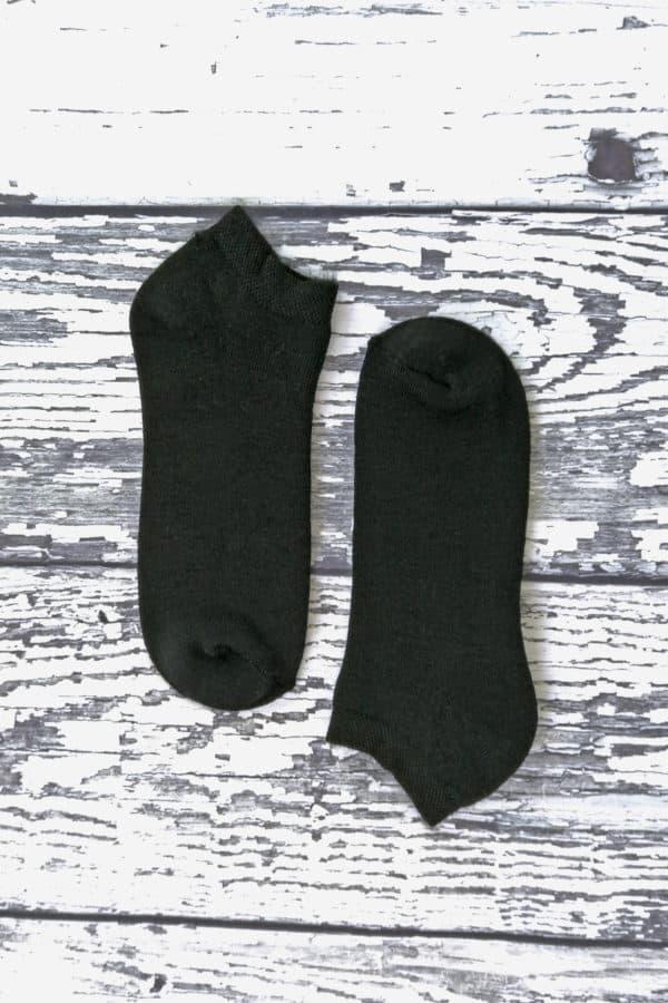 Thermal Ankle Black WOOD