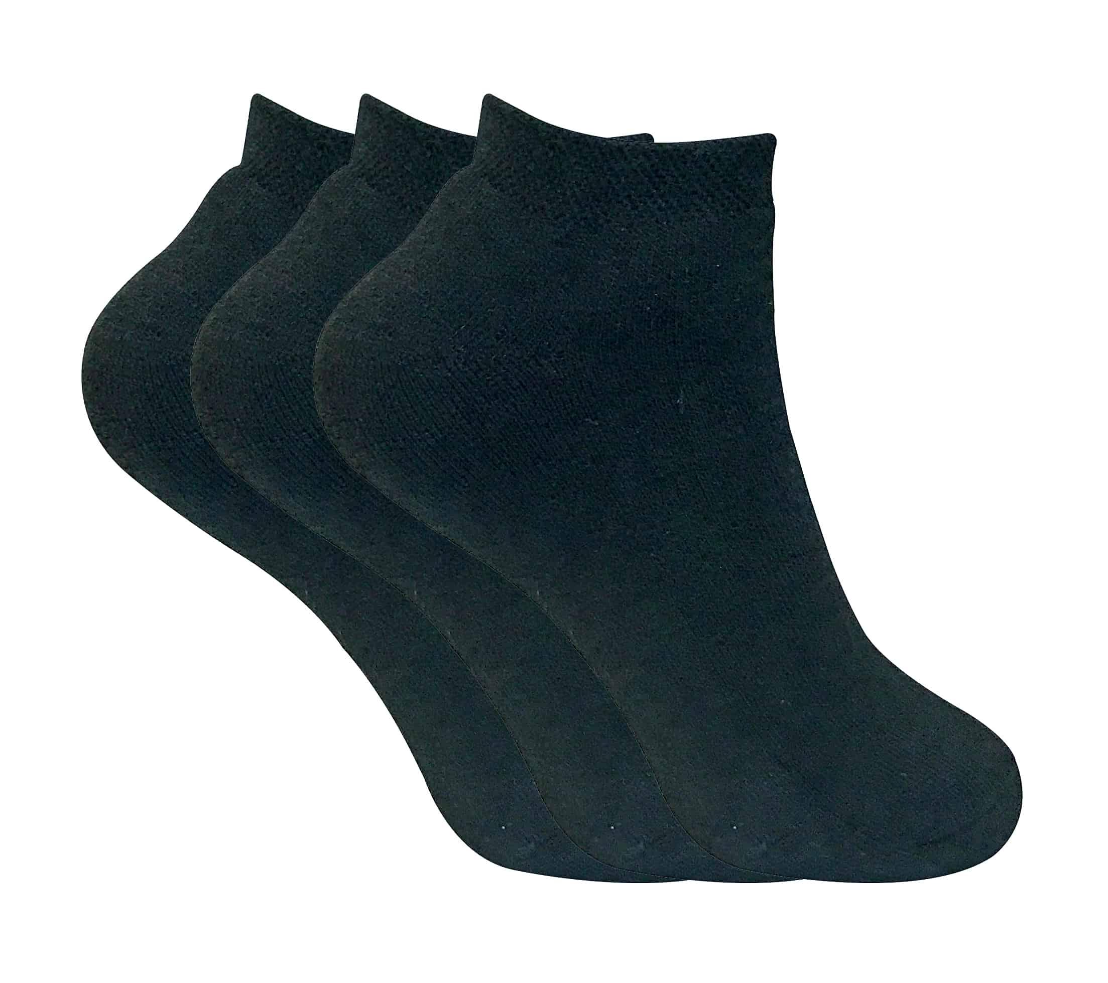 Thermal Ankle Black x3