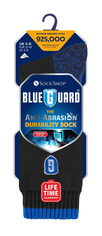 UK BLUEGUARD BLACK Pack shot 4-8