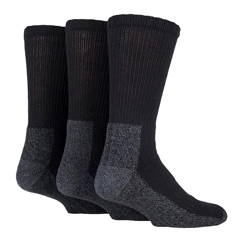 Workforce - Mens 3 Pack Heavy Duty Work Socks
