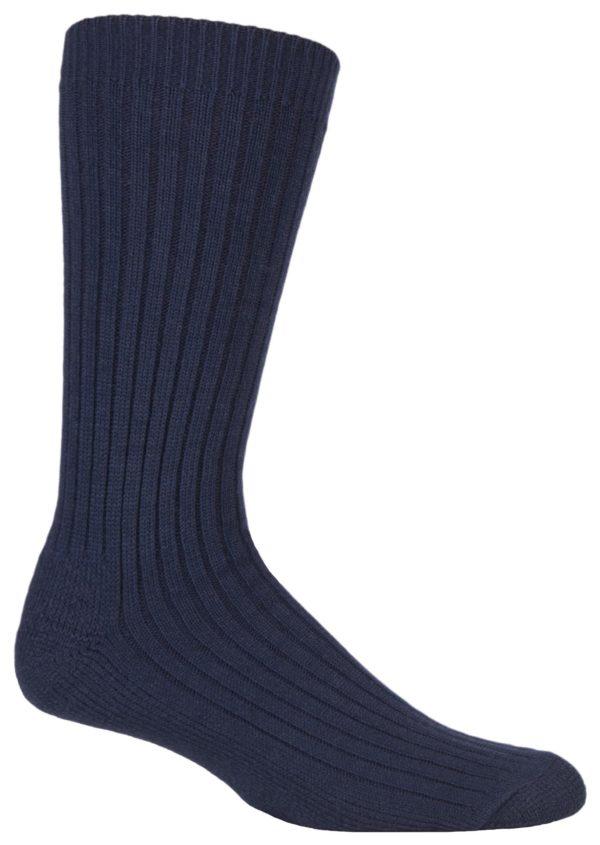 Work force walking socks navy DSC_0081