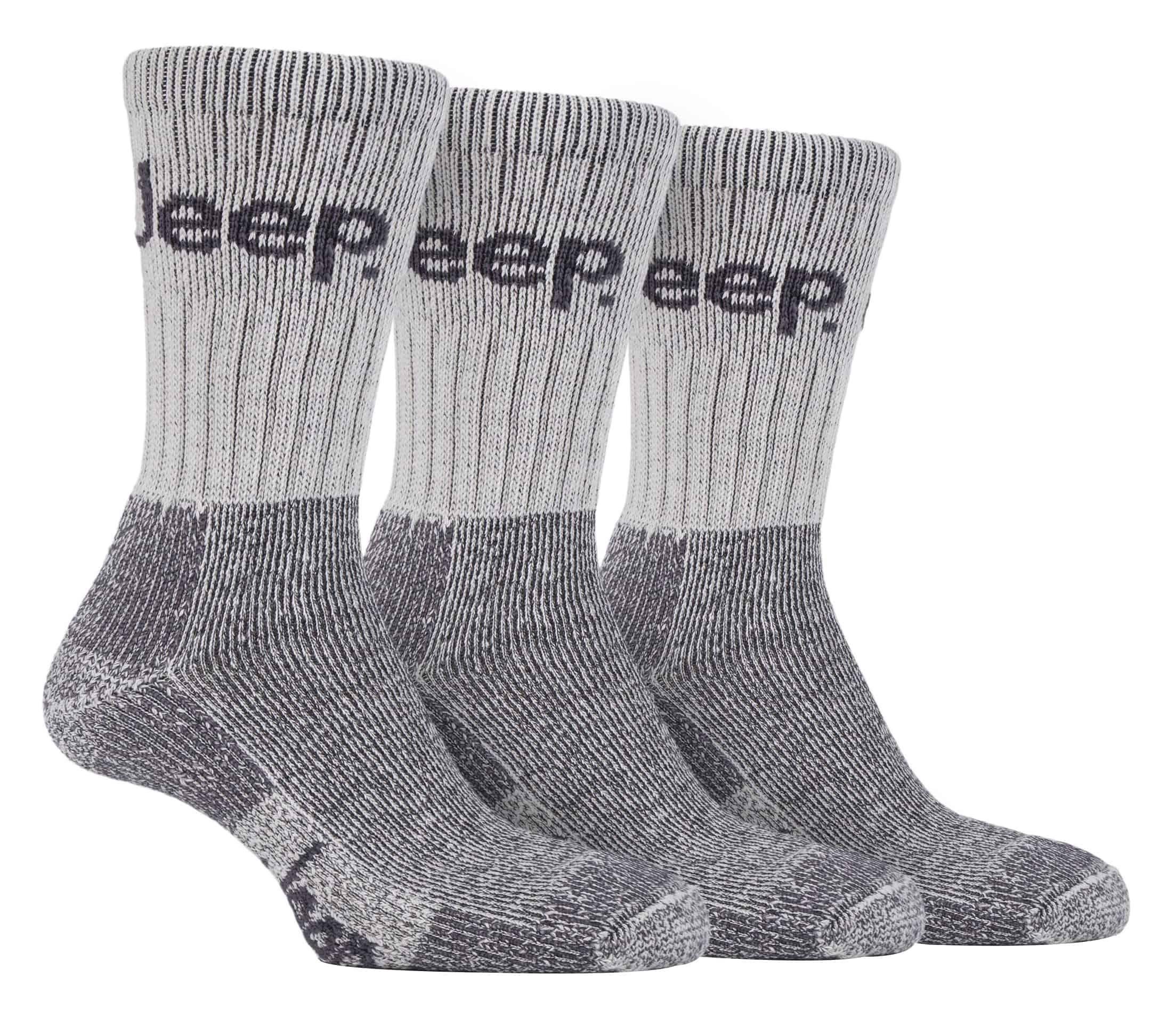 Jeep Womens Luxury Terrain Socks