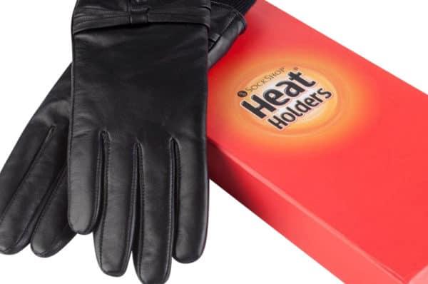 ladies leather gloves 1