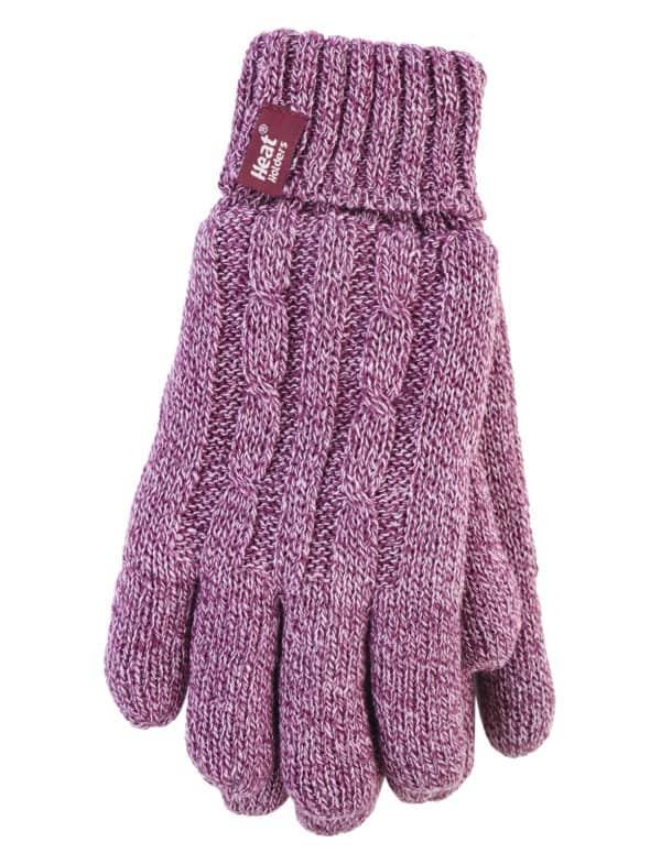 ladies rose glove