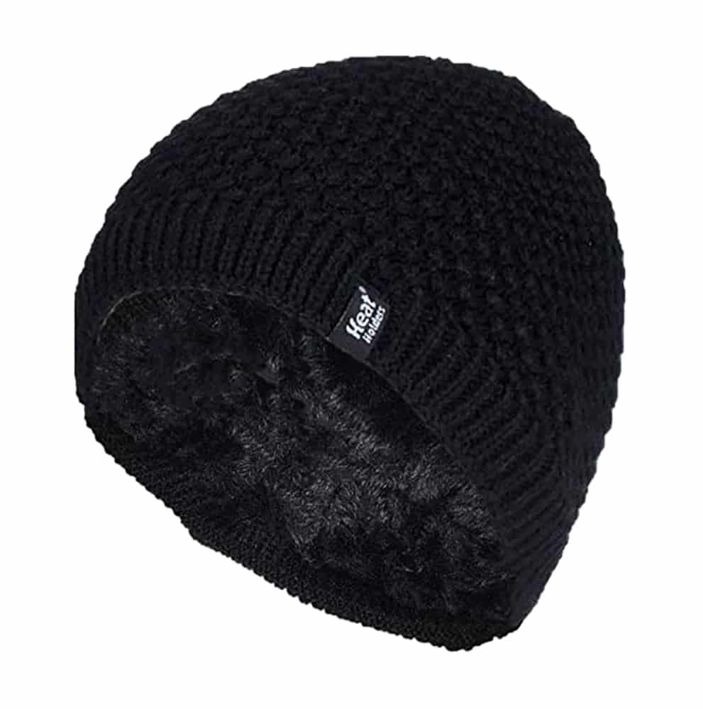 LADIES NORA HAT - BLACK v2