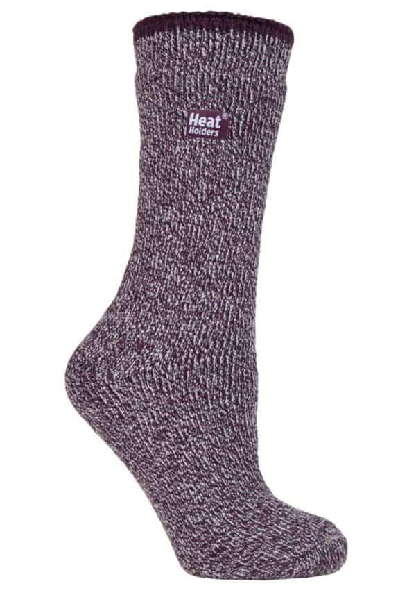 b5d117a0036b5 Heat Holders – Ladies Thick Reinforced 2.9 TOG Winter Warm Outdoor Merino  Wool Thermal Socks