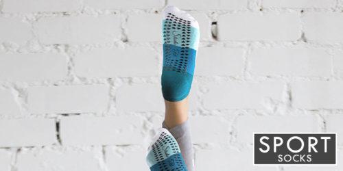 ladies sport socks - ladies yoga socks - sock snob