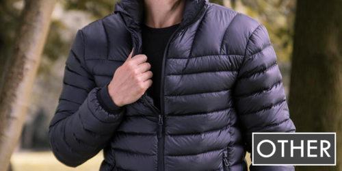 mens heat holders coat - sock snob uk