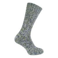 Mens 100% Wool Boot Socks