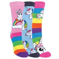 Rainbow-Unicorn-Socks-eBay